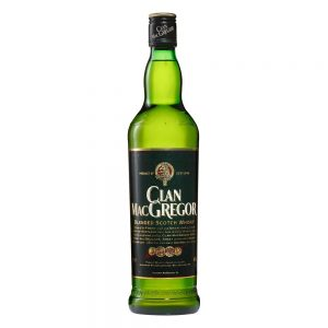 Whisky Mac Gregor 750ml