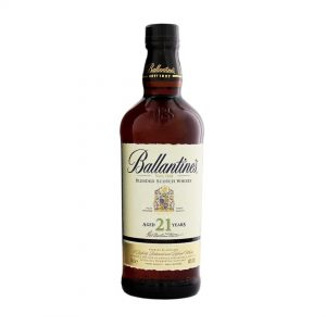 Whisky Ballantines 21 Años 750ml